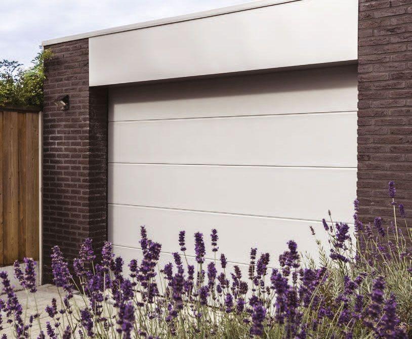 Tijd voor een nieuwe garagedeur! - Zomeractie 2019